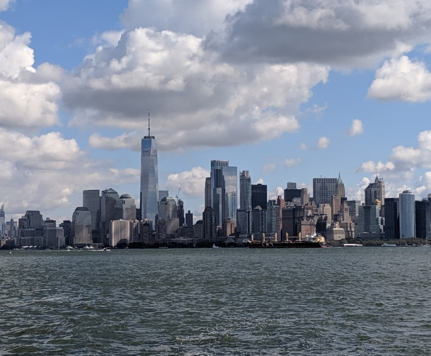 The Anxious Traveller's Guide to: New York City